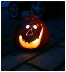 Halloween gresskarlykt