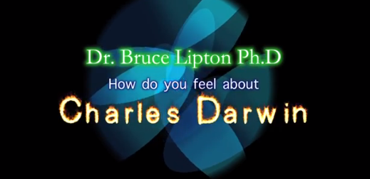 Bruce Lipton om Charles Darwins evolusjonsteori