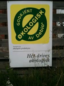 Øverland økologiske andelslandbruk - Godkjent Økologisk