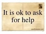 Våger du å be om hjelp?