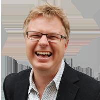 Redaktør Geir Harald Hagberg