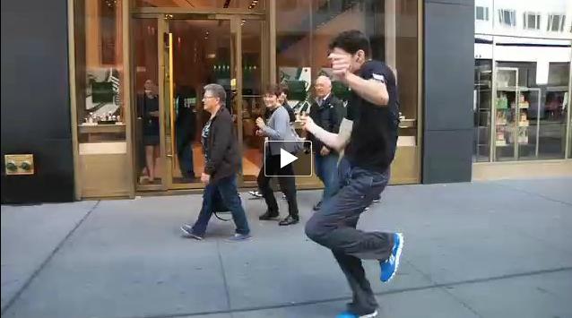 Dance-walking