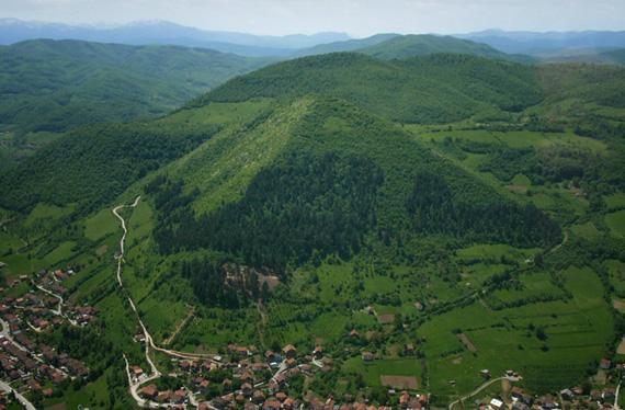Pyramider i Bosnia