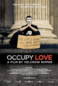 Poster for Occupy Love