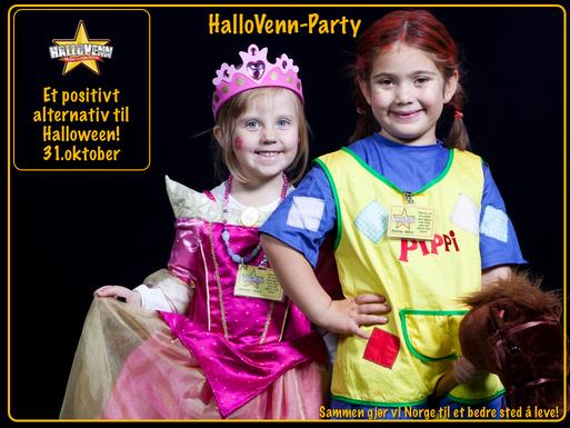 HalloVenn, en alternativ halloween feiring
