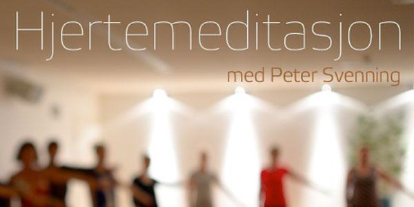 Hjertemeditasjon med Peter Svenning