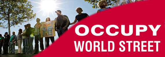 Occupy World Street with Ross Jackson