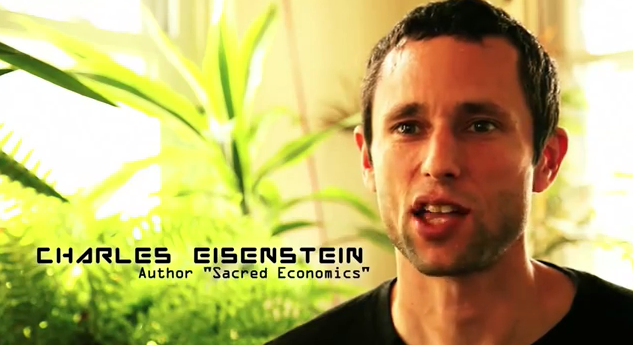 Sacred economics with Charles Eisenstein