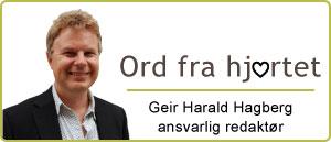 Vignett - Ord fra hjertet med Geir Harald Hagberg