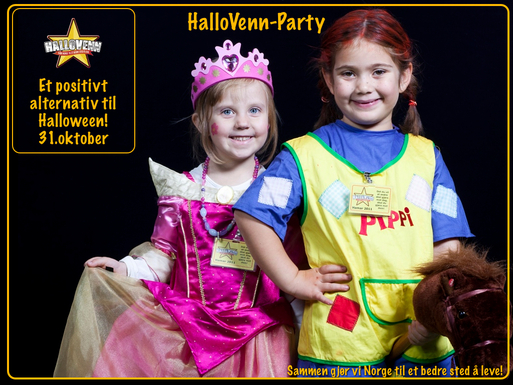 HalloVenn, en alternativ halloween feiring