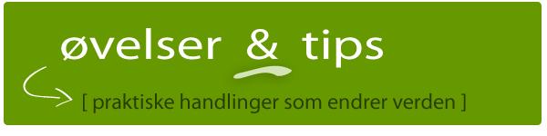Øvelser & Tips på LeveBevisst.no