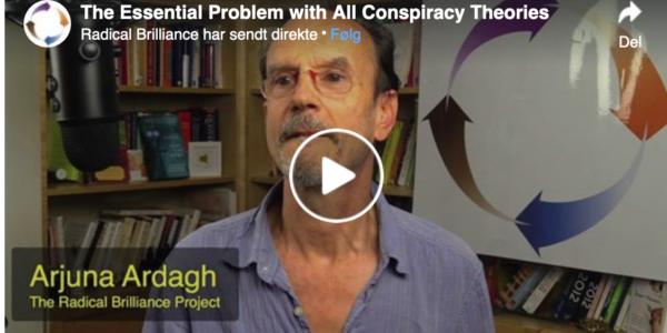 Det store problemet med alle konspirasjonsteorier